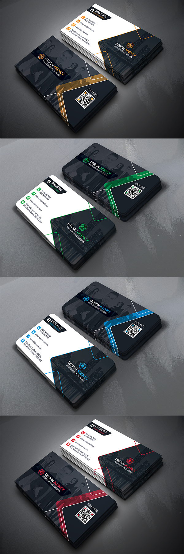 14 Business Card Design