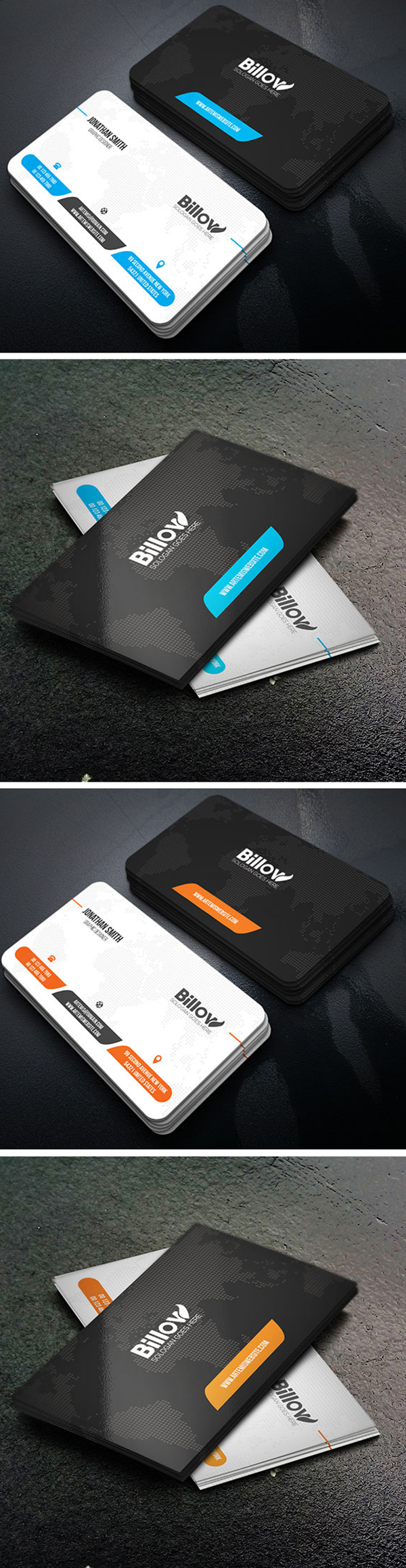 16 Business Card Design