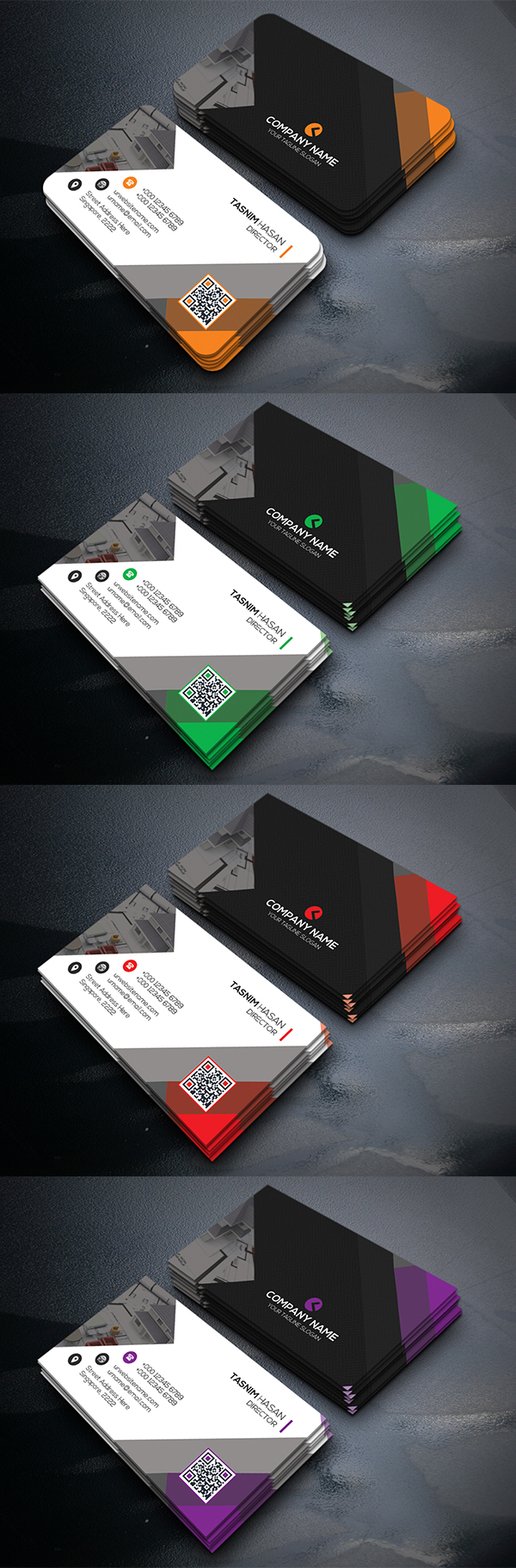 20 Business Card Design