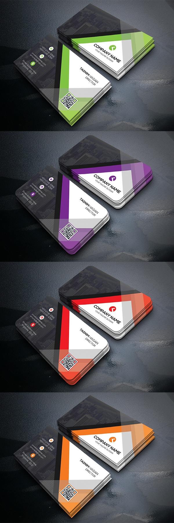21 Business Card Design