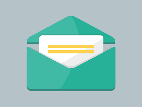 21 Free Mail icon PSD