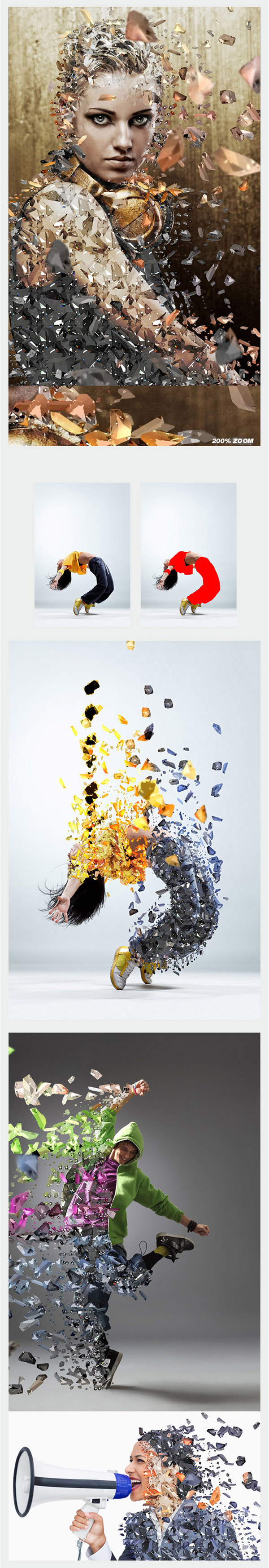 04 Crystal Dispersion PS Action