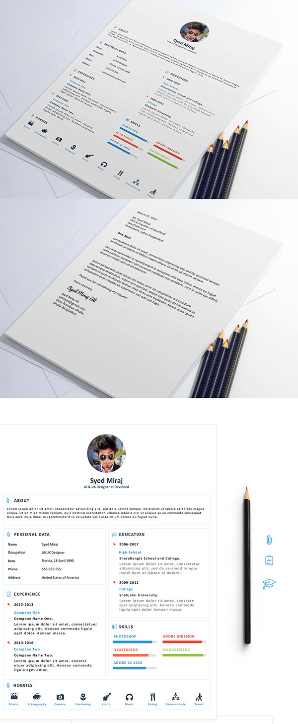 04 Free Resume Download