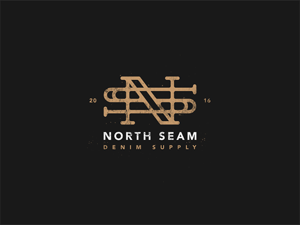 13 North Seam Denim Branding