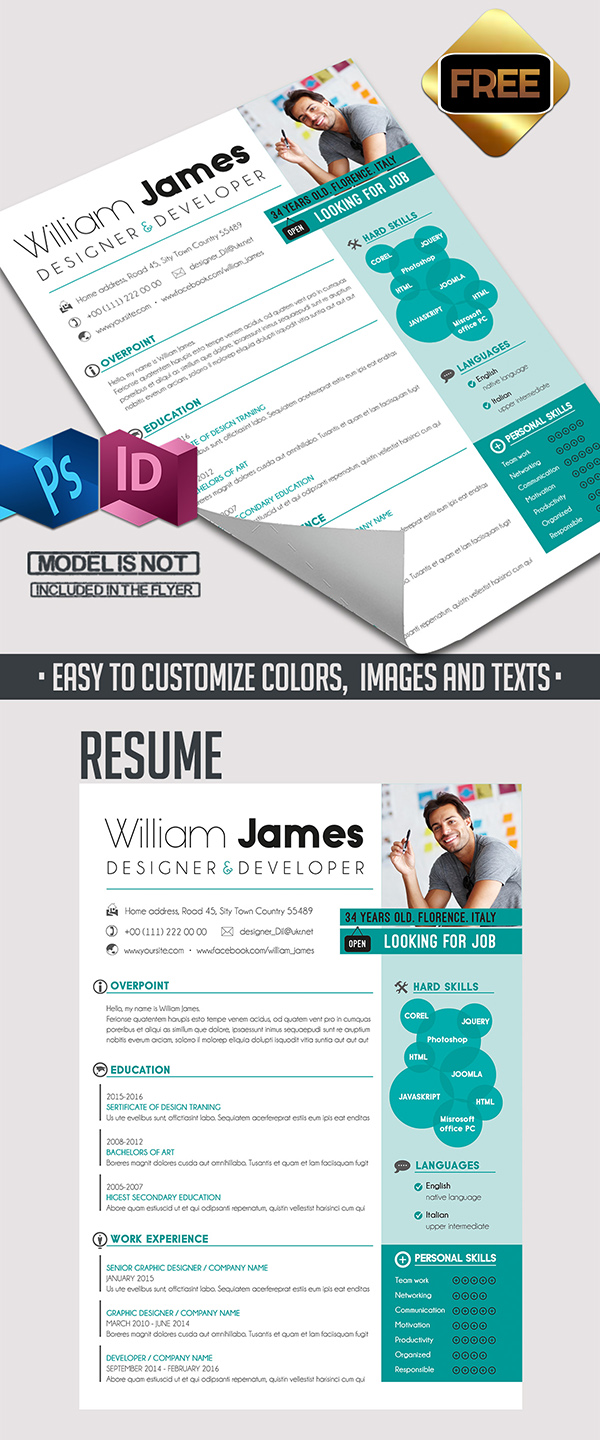15 Resume Template