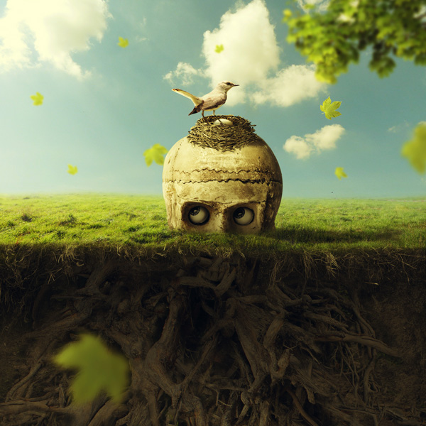 32 Create a Funny Surreal Underground Scene With Adobe Photoshop