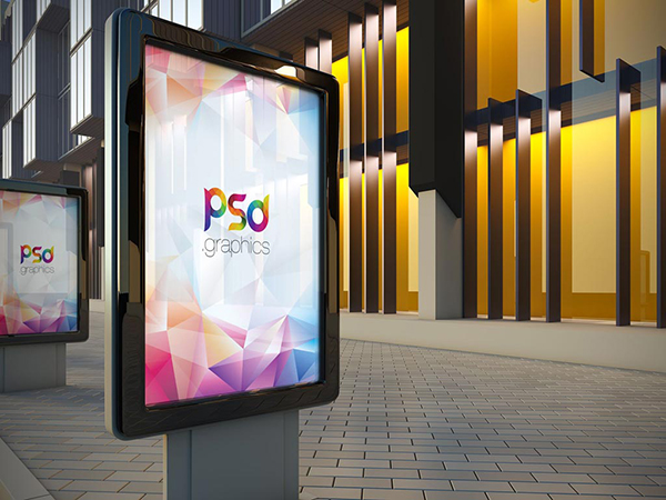 17 Outdoor Billboard Mockups