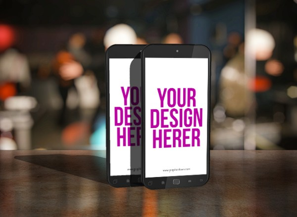 29 Photorealistic Phone MockUps