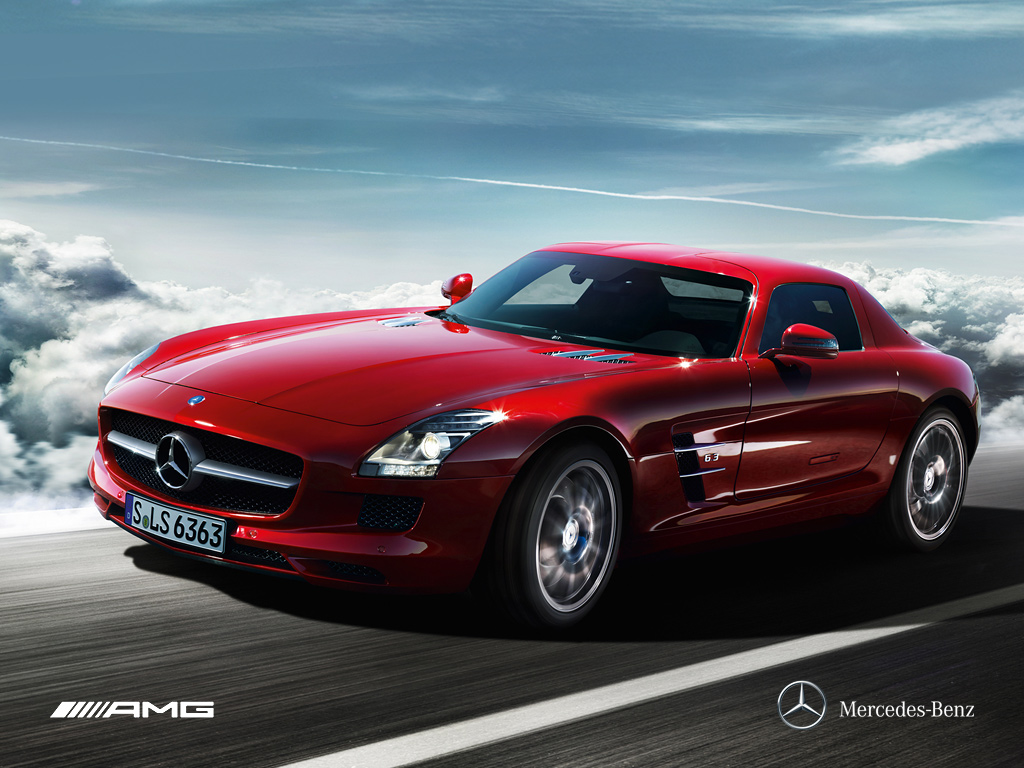 The mercedes benz sls amg is just design sojourn for Mercedes benz sls amg