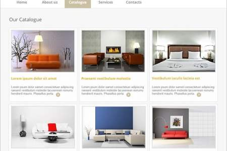 interior design website templates 41856