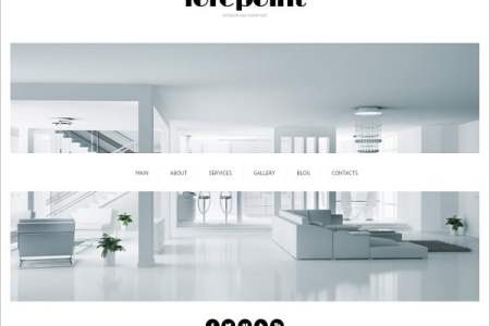 interior design website templates 47387