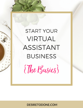 I used to dream of quitting my job & working from home. Now I have a profitable Virtual Assistant business & work the hours I want. Within 3 months of landing my first client I was able to quit my job and make more per hour than I ever have. Click through to learn how to start your own virtual assistant business (yes! you have the skills!)