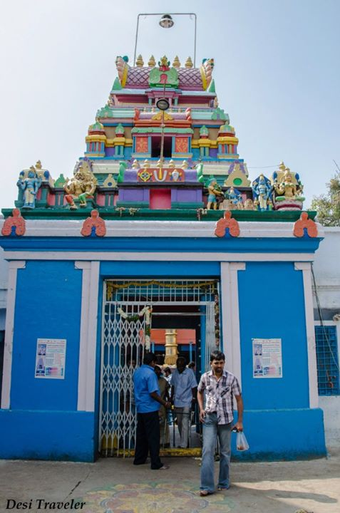 Chilkur Balaji Temple Visa God Hyderabad