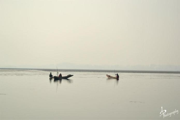 fishing in dal lake