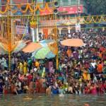 Kartik Purnima On Varanasi Ghats