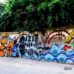 Delhi Street Art Near Agrasen Ki Baoli