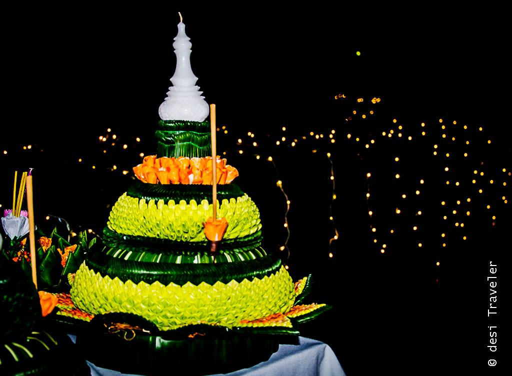 Loi Krathong celebrations