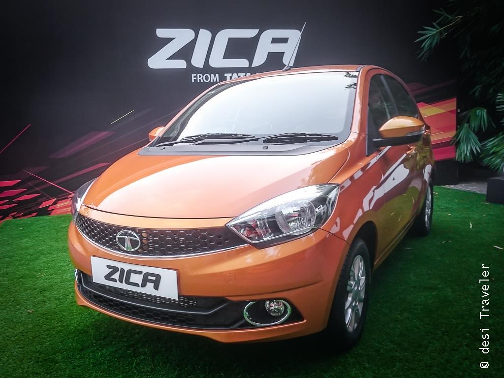 Zica official launch