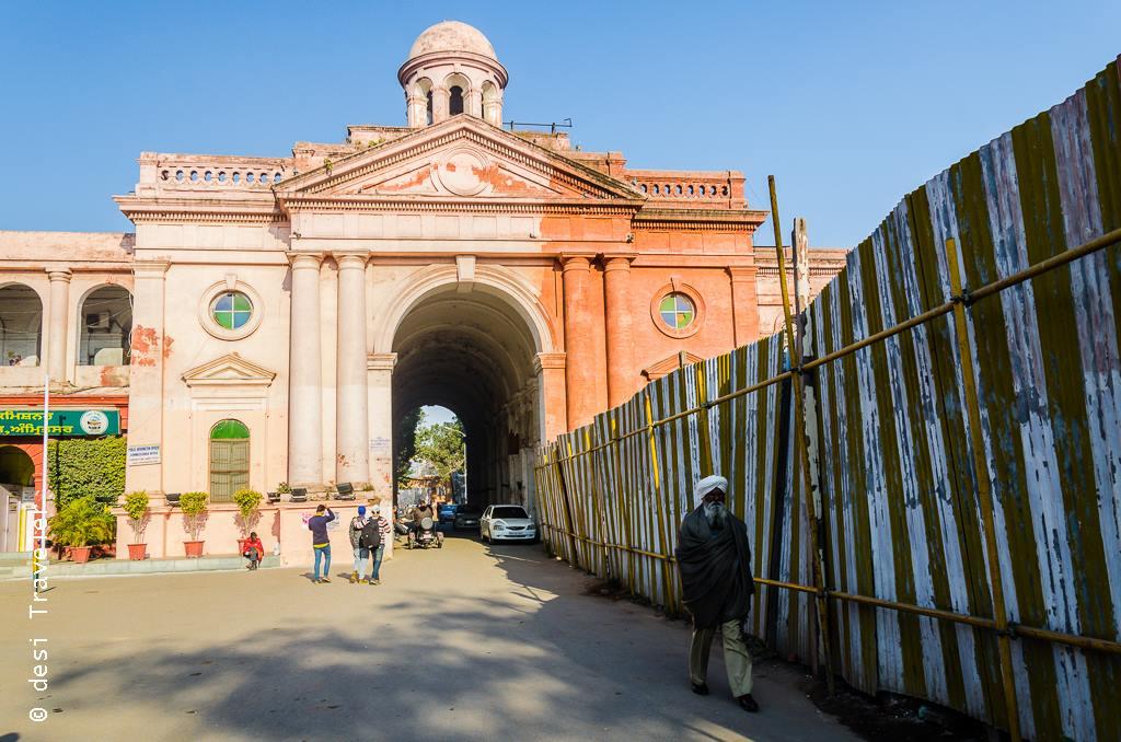 Davinder Singh Amritsar Heritage walk Town Hall