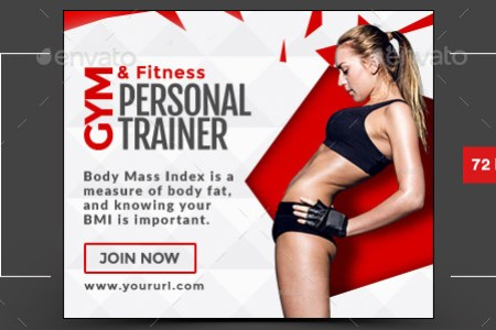 health fitness banners