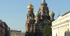 São Petersburgo Igreja do Sangue Derramado
