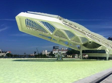 Museu do Amanhã Rio de Janeiro