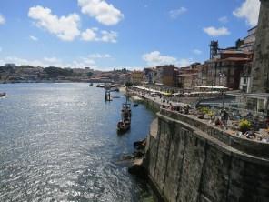 Zona da Ribeira, Porto, Portugal