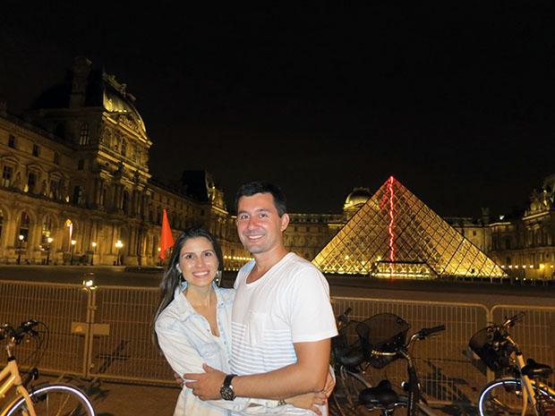 meia-noite em Paris by bike