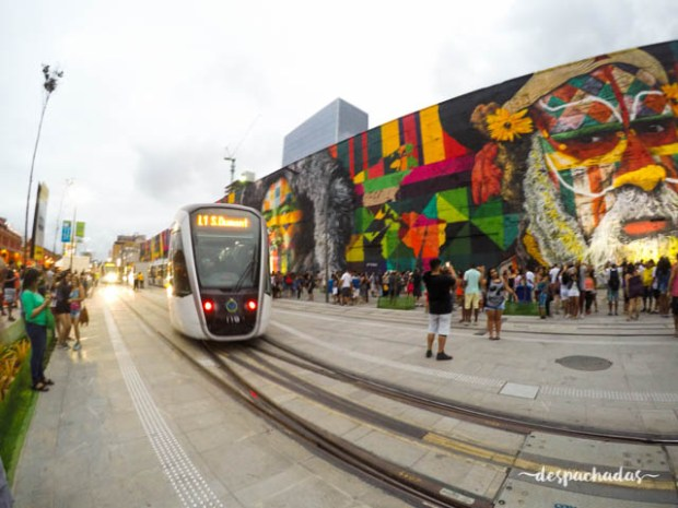 Street Art Boulevard Olímpico