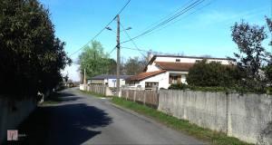 Insertion dans le Site - Vue depuis la Rue