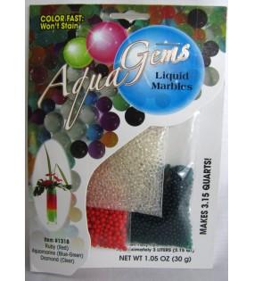 Aqua Gems