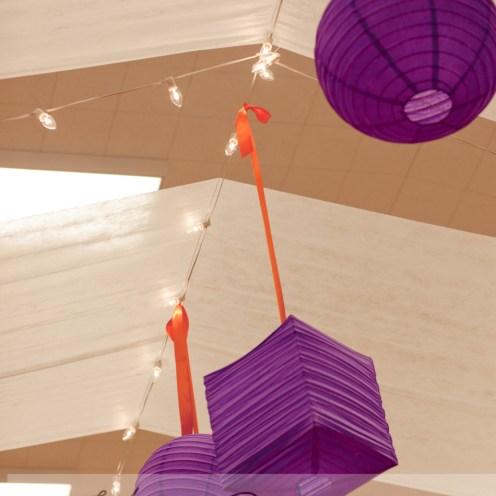DIY Wedding Rentals Denver- paper lanterns