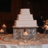 Wedding Decor Rentals Denver-cake stand