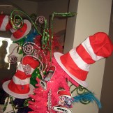 Dr. Seuss birthday party- perfect for twin's first birthday