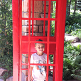 Rent this British Phone Booth for your next Super Hero or Dr. Who party.