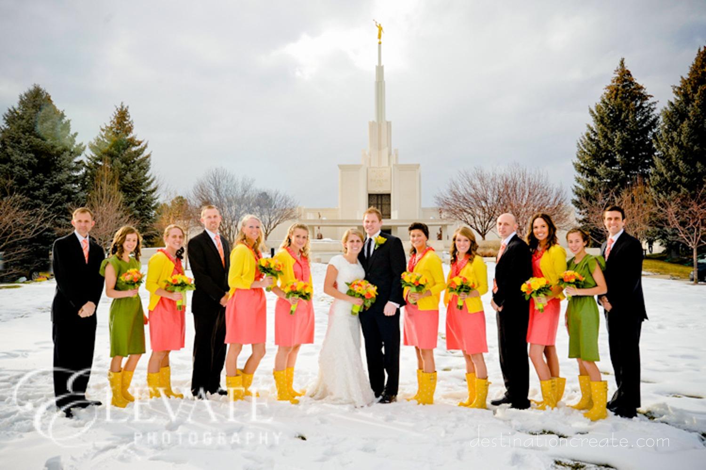 Columbine Country Club Wedding Destination Create