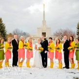 LDS wedding reception Denver:Destination Create specializes in LDS wedding reception decorating, styling, planning & rentals.