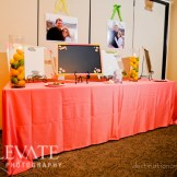 Columbine Country Club Wedding Denver: Destination Create specializes in LDS wedding reception decorating, styling, planning & rentals.