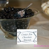 Candy buffet ideas- Evergreen Lake House: Destination Create offers full to partial wedding planning, decorating, styling, planning & specialty rentals.