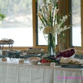 Evergreen Lake House Weddings: Destination Create offers full to partial wedding planning, decorating, styling, planning & specialty rentals.
