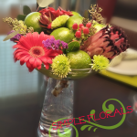 Simple flower arrangements: How to arrange a grocery store bouquet