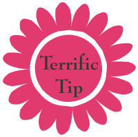 Terrific Tip icon pink