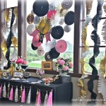 Party Favor Tables that adults will love