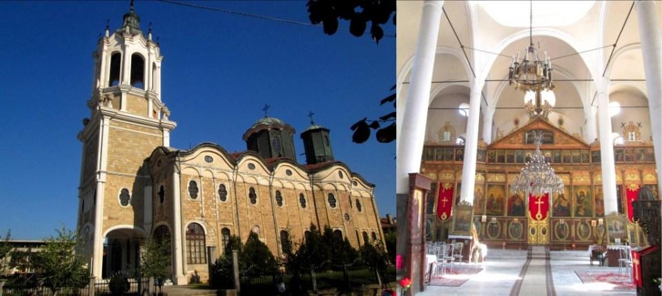 Свищов, храм Св. Троица 3