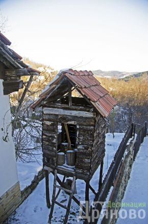 Село Бучуковци - къщичка