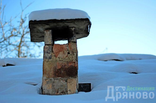 Село Бучуковци - комин
