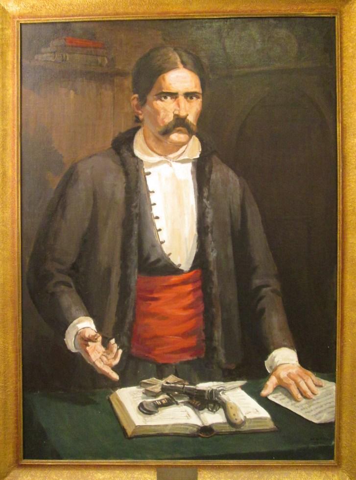 Портрет в Исторически музей-Бяла черква
