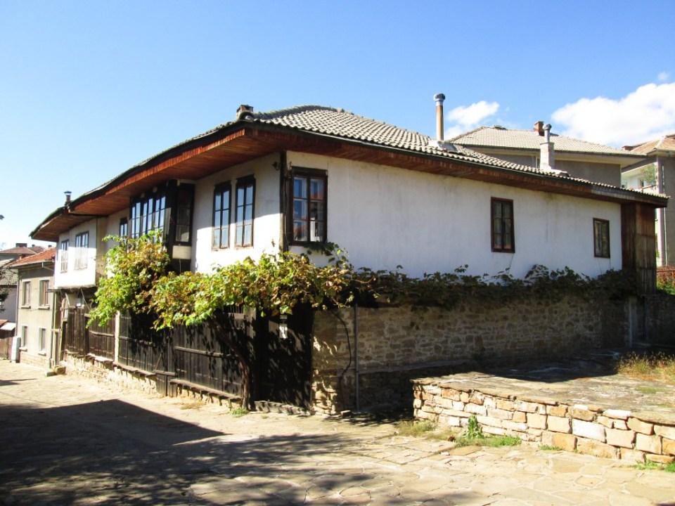Възрожденски къщи - Танановата къща, октомври 2014 - публична 1