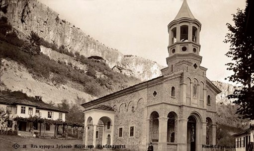 Дряновски манастир - църквата