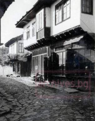 Къща на ул. Пазарска; 1946 г.